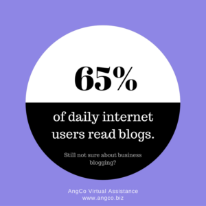 busting blogging myths