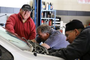Saturday Car Repair Clinic