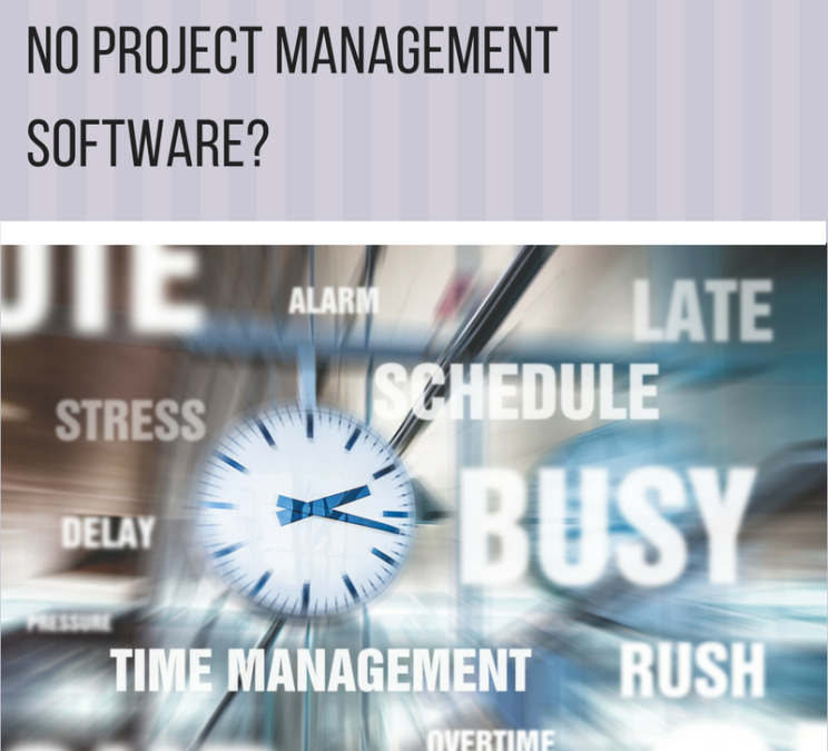 Do you have a project management system?